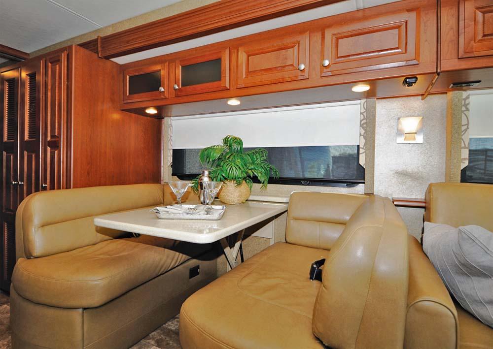 Thor Motor Coach Palazzo 36.1 - RV Lifestyle Magazine on