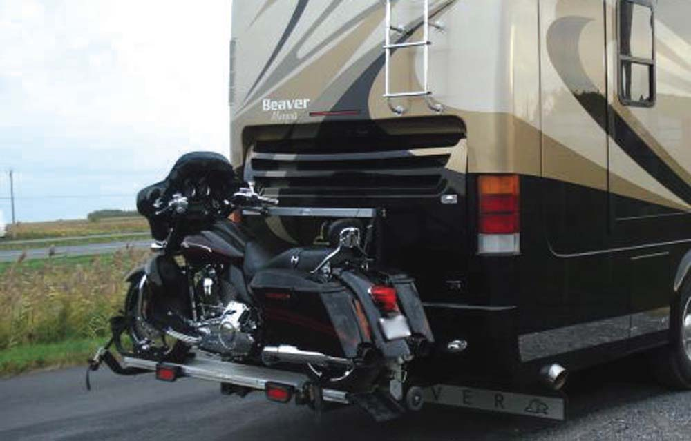 Tow Hitch Bike Rack >> RV Toy Carriers - RV Lifestyle Magazine