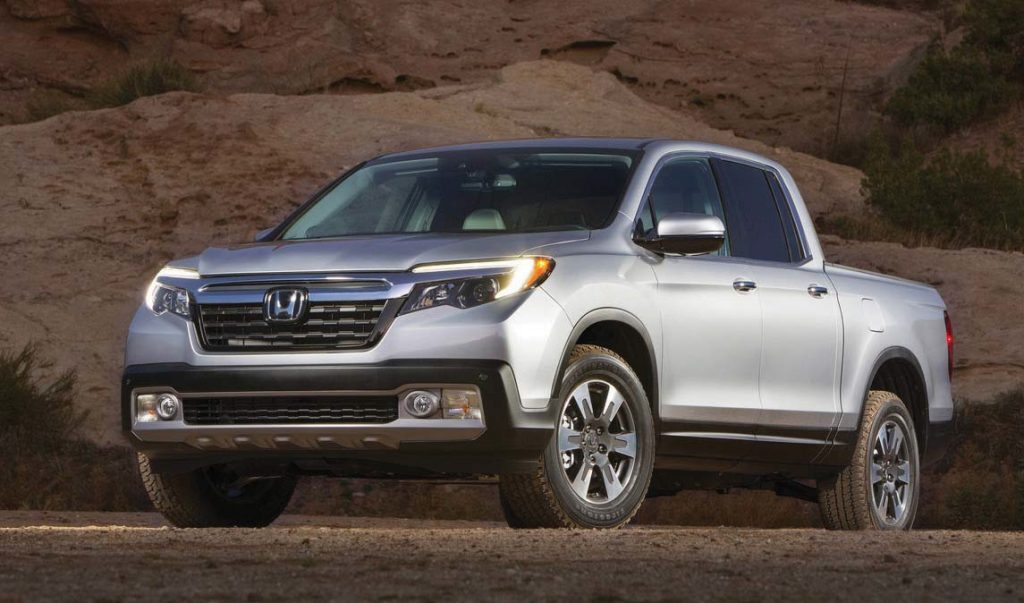 Honda-Ridgeline