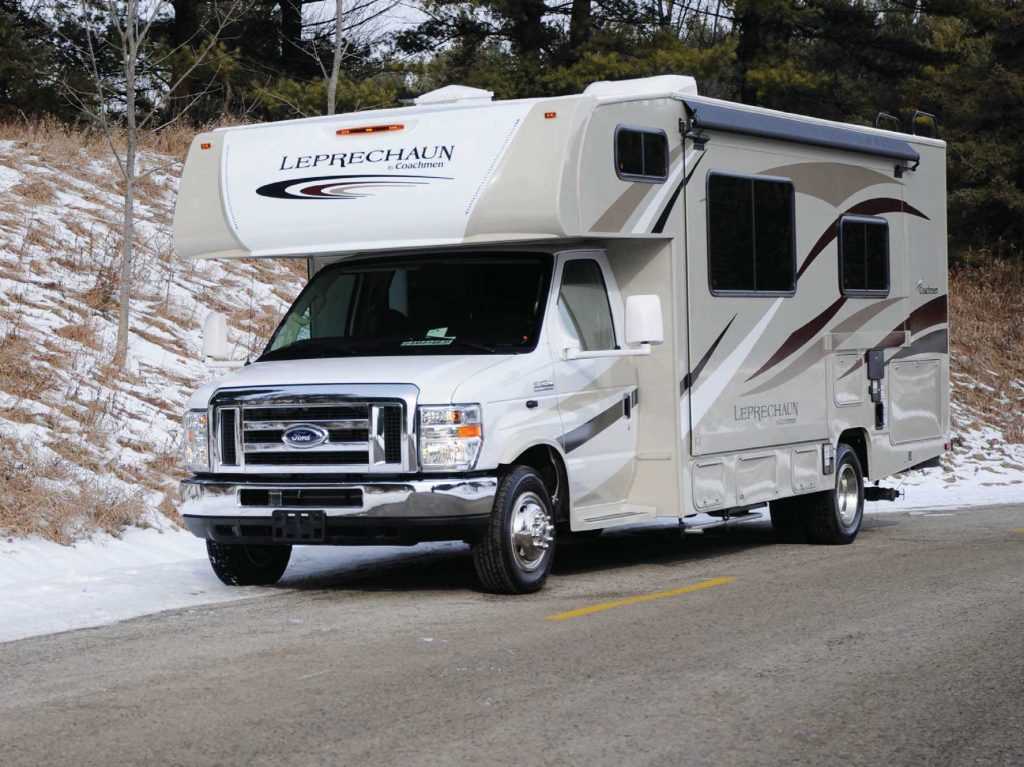 Coachmen Leprechaun 240fs Rv Lifestyle Magazine. Innovations On Wheels. Ford. Ford E 450 Motorhome Vacuum Diagram At Scoala.co