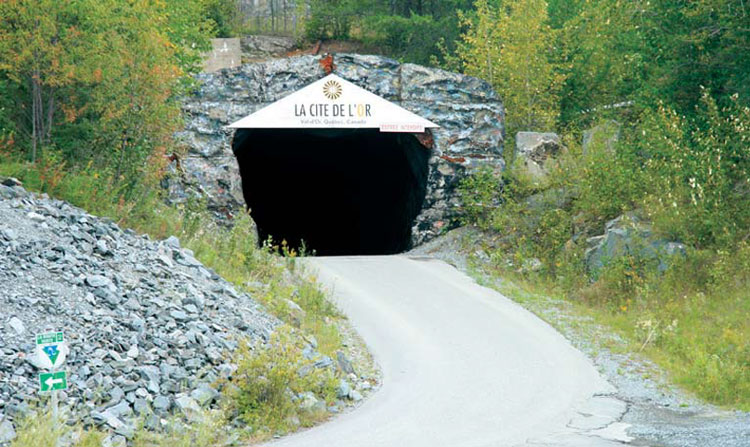 mine-entrance