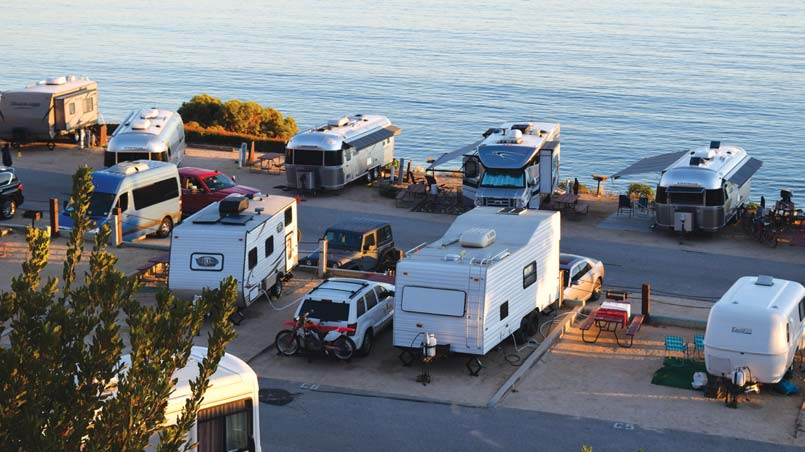 pacific coast rv park