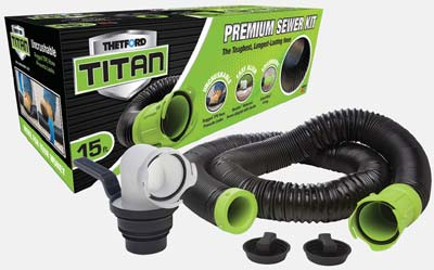 TITAN SEWER KIT 15