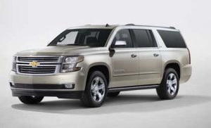 The Suburban Yukon XL