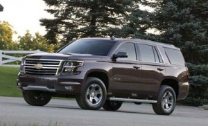 The Tahoe Yukon