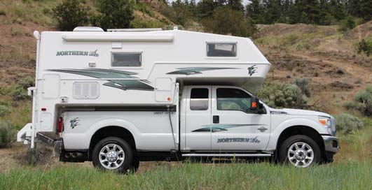 Truck Camper Awning