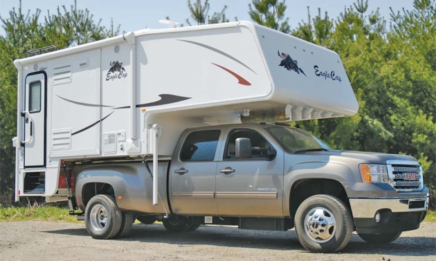 Road Tests Truck Campers