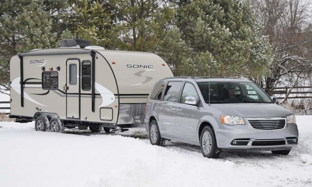 Town And Country Camper >> Venture RV Sonic 190VRB - RV Lifestyle Magazine