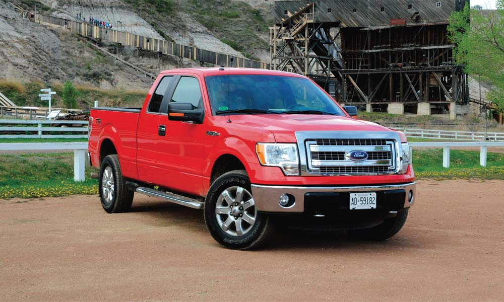 Towing Prowess The Ford F 150 Limited Rv Lifestyle Magazine