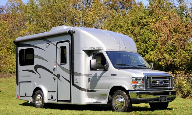2014 pleasure way pursuit rv lifestyle magazine Jayco Travel Trailer Wiring Diagram 2014 pleasure way pursuit