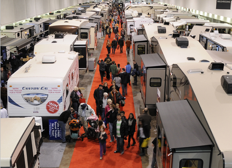 Save The Dates Rv Show Season Is Here Rv Lifestyle