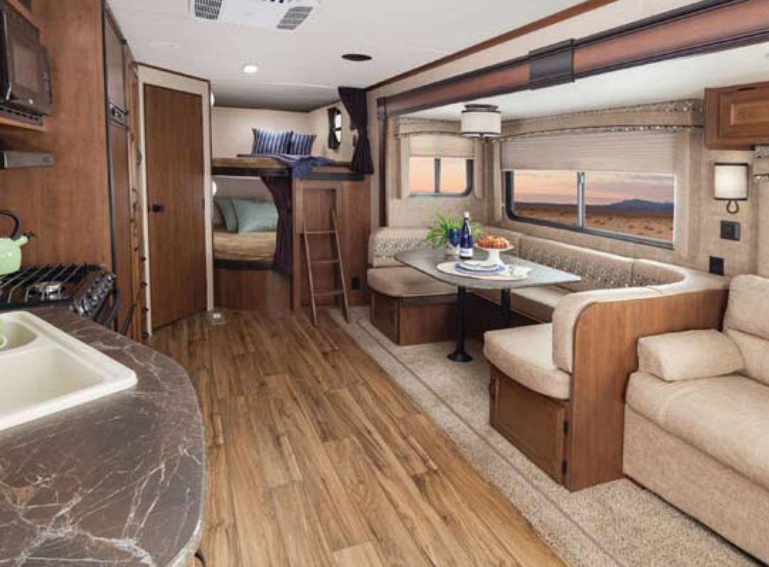 Best Bunkhouse Travel Trailer 2019 Ten Top Travel Trailers   RV Lifestyle Magazine