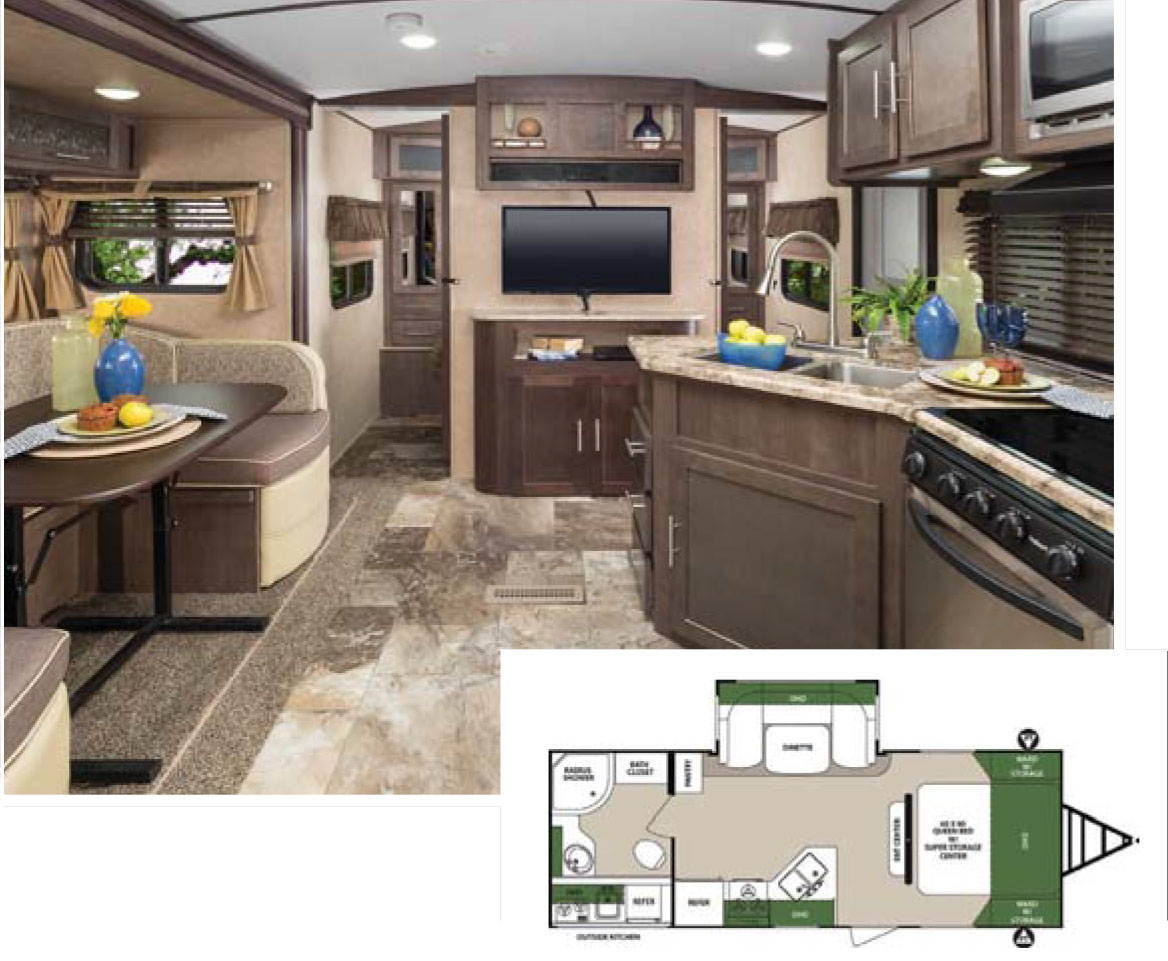 Fleetwood Prowler 5th Wheel Floor Plans 10 Top Travel Trailers Rv Lifestyle Magazine Autos Post