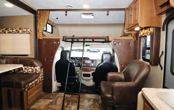 Coachmen Leprechaun 240fs Rv Lifestyle Magazine
