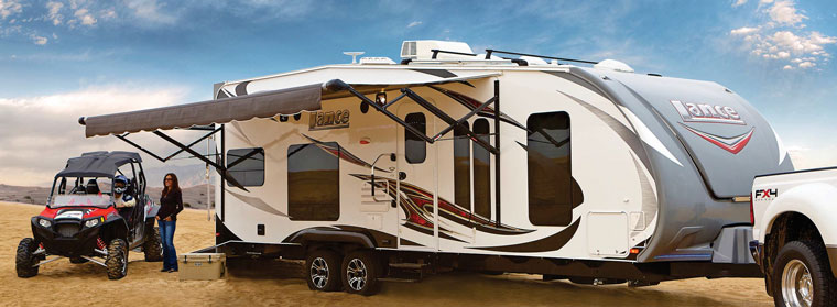 Town And Country Camper >> Top 10 Toy Haulers - RV Lifestyle Magazine
