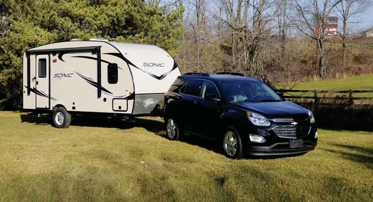 Sonic Travel Trailer Reviews