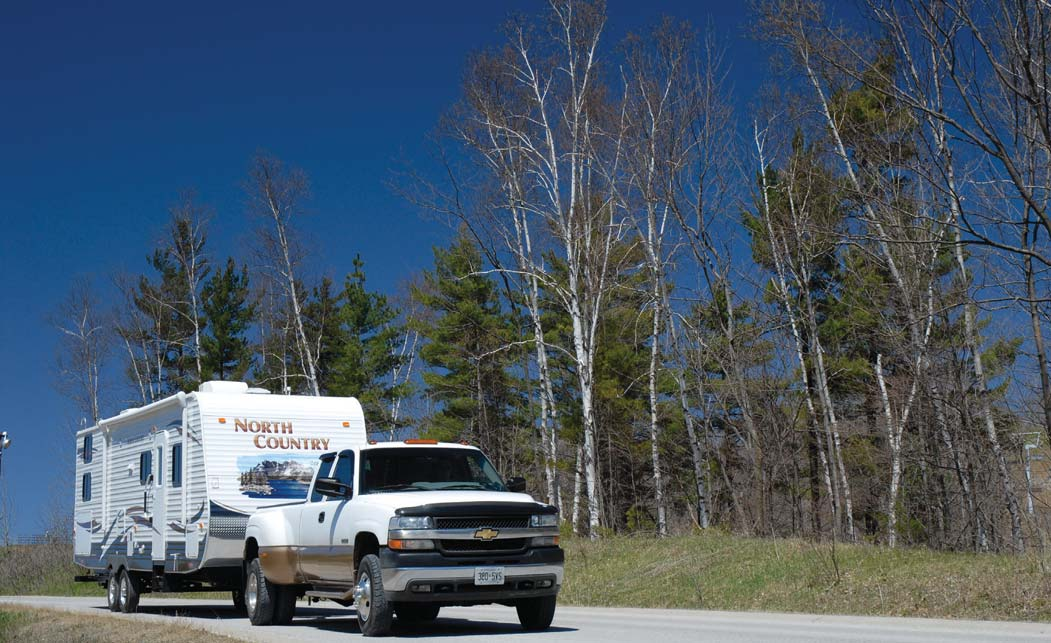 TOWING WITH A HALF-TON OR THREE-QUARTER-TON - RV Lifestyle