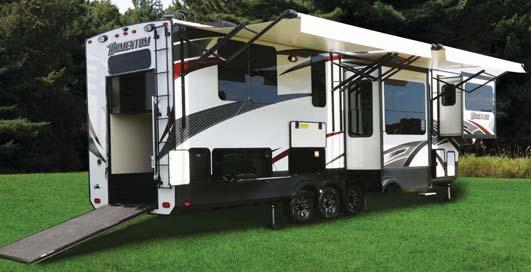 Front Wheel Drive Camper : Sport utility rv models grand design lifestyle magazine