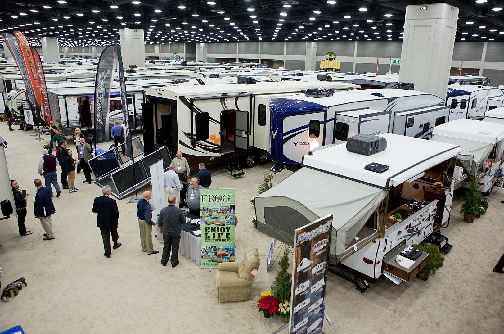 RVIA National RV Trade Show
