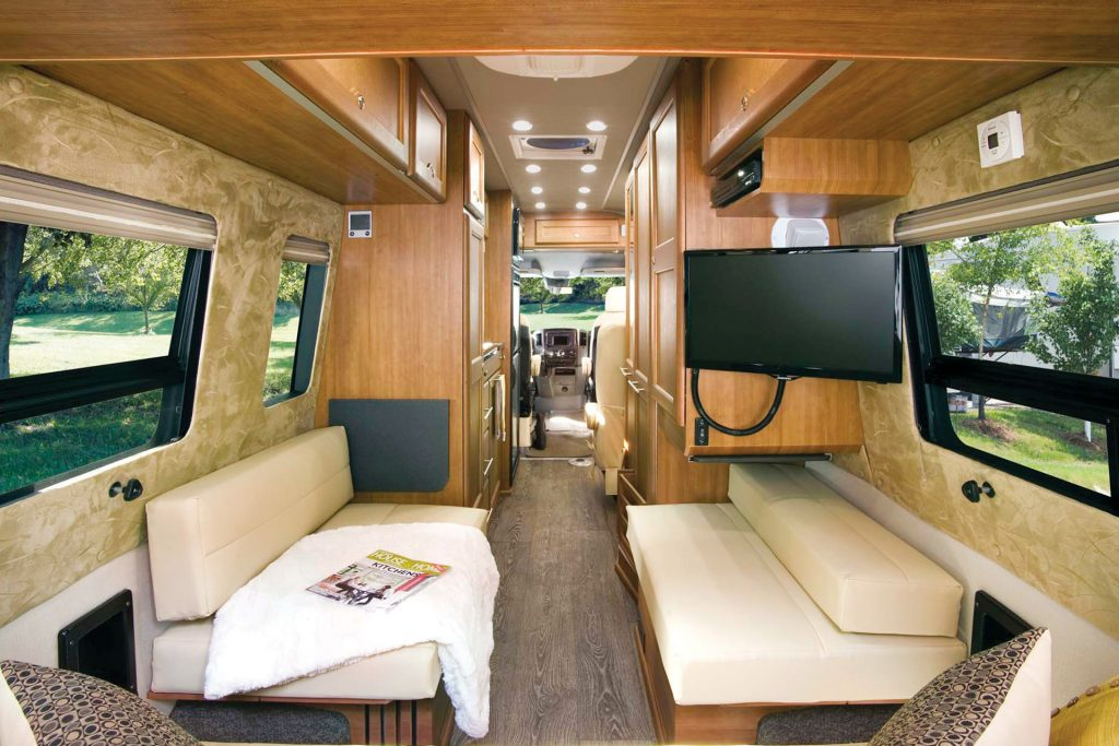 Built On The Mercedes Benz Sprinter Chassis CS Adventurous Is Designed To Transform Every Trip Into An Adventure Classy Compact And Comfortable