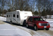 Winter Tires for RVs