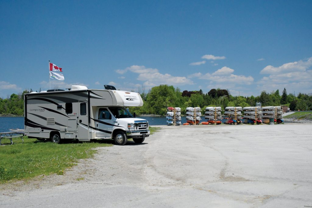 Coachmen Leprechaun 210 RS - RV Lifestyle Magazine