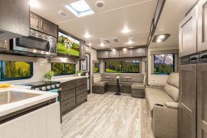 Grand Design Reflection 287RLTS interior
