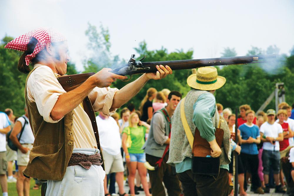 Guns of the period