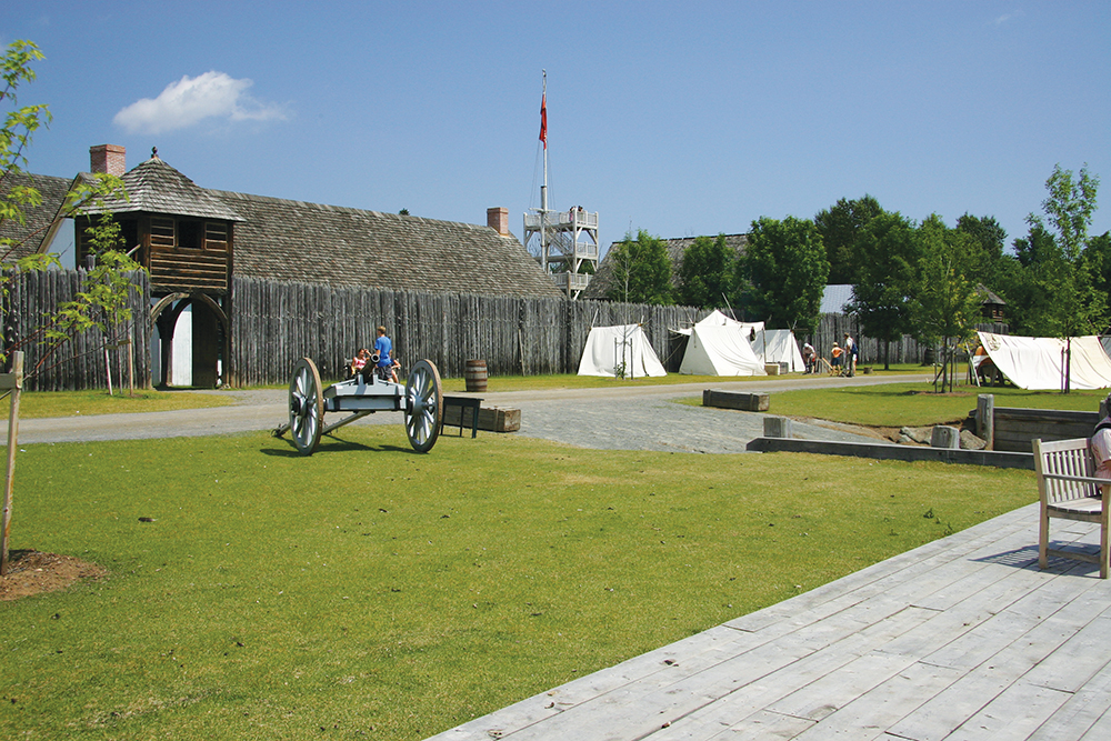 Fort Willima