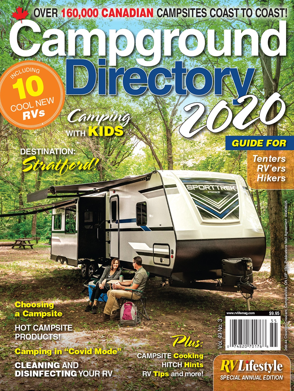 Canadian Camping Directory