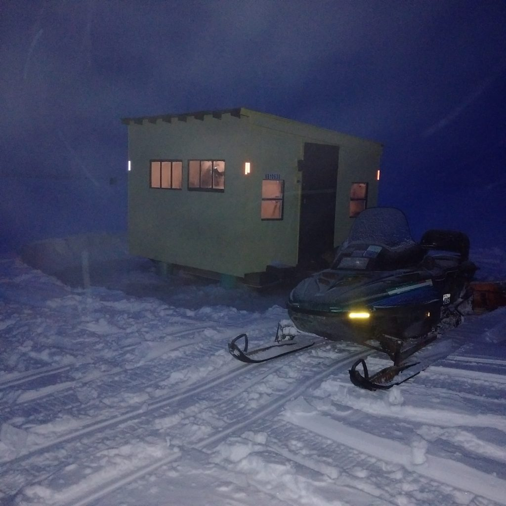 Ice Fishing Canada, Lake Temiskaming